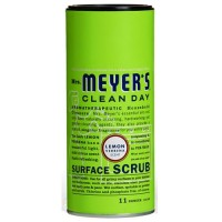 Mrs. Meyers clean day surface scrub, lemon verbena  -  11 Oz
