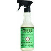 Mrs. Meyers multisurface  ,basil - 16 oz, 6pack