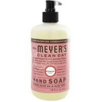 Mrs. Meyers clean day liquid hand soap rosemary  -  12.5 oz