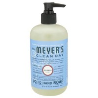 Mrs. Meyers clean day liquid hand soap, bluebell  -  12.5 Oz, 6pack