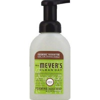 Mrs. Meyer's clean day foaming hand soap apple scent - 10 oz ,6 pack