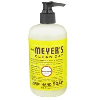 Mrs. Meyers clean day liquid hand soap sunflower  -  12.5 oz, 6pack