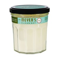 Meyers soy candle basil - 7.2 Oz