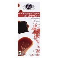 Vosges pink himalayan crystal salt caramel bar - 3 oz, 12 pack