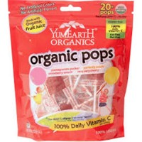 Yumearth organics gummy bears  -  4.2 oz ,12 pack