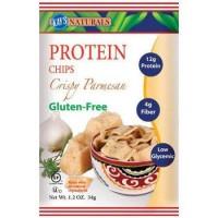 Kays naturals crispy parmesan Protein chips  -  1.2 oz ,6 pack