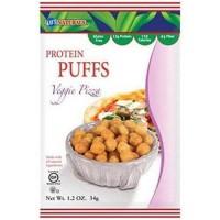 Kays naturals protein puffs veggie pizza - 1.2 oz ,6 pack