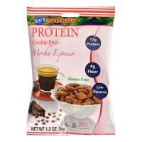 Kays naturals cookie bites mocha espresso gluten free - 1.2 Oz,6 pack