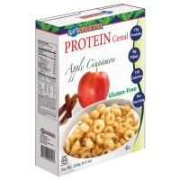 Kays naturals protein cereal, apple cinnamon - 9.5 oz, 6 pack