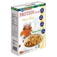 Kays naturals protein cereal, honey almond - 9.5 oz, 6 pack