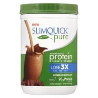 Slimquick Pure Protein Powder  Chocolate - 10.58 oz