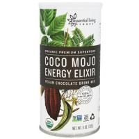 Essential living foods - organic coco mojo energy elixir chocolate - 11 oz.g)G