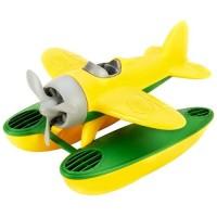 Green toys seaplane ages 1+ yellow