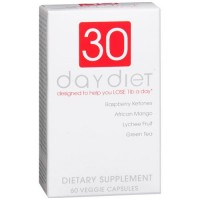 Creative bioscience 30 day diet vegetarian capsules - 60 ea