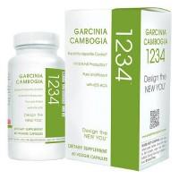 Creative bioscience garcinia cambogia 1234 vegetarian capsules - 60 ea