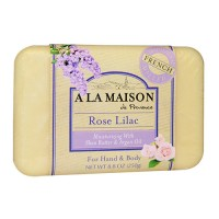 A La Maison de provence rose lilac bar soap - 8.8 oz