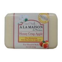 A la maison ultra moisturizing soap, honey crisp apple - 8.8 oz