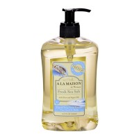 A la maison french sea salt liquid soap fresh - 16.9 oz