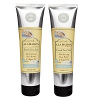 A La Maison hand and body lotion fig and basil - 5 oz