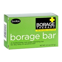 Borage Therapy Non-Soap Moisturizing Cleansing Bar - 4.5 Oz