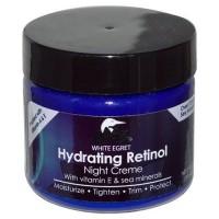 White egret hyaluronic day serum - 2 oz