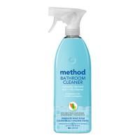Method natural tub plus tile bathroom cleaner eucalyptus mint - 28 oz, 8pack