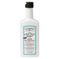 J.R. Watkins hand soap castile liquid sage - 1 ea,11 oz