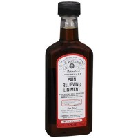 J R watkins naturals apothecary pain relieving liniment - 11 oz