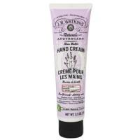 J R watkins naturals apothecary shea butter hand cream, lavender - 3.3 oz