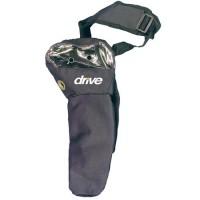 Drive Medical oxygen cylinder shoulder carry bag - 1 ea