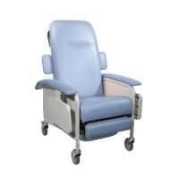 Drive Medical Clinical Care Geri Chair Recliner, Blue Ridge - 1 ea