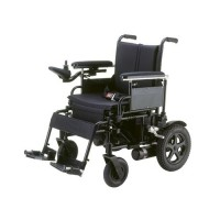 Drive Medical Cirrus Plus EC Folding Power Wheelchair, 16 inches Seat - 1 ea