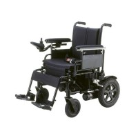 Drive Medical Cirrus Plus EC Folding Power Wheelchair, 22 inches Seat - 1 ea