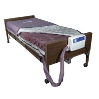 Drive medical med aire low air loss mattress replacement system with alternating pressure - 1 ea