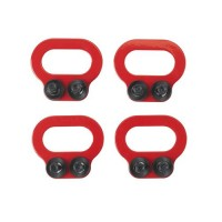 Drive Medical Trotter Mobility Rehab Stroller Bus Transit Tie Downs, 2 Pairs - 1 ea