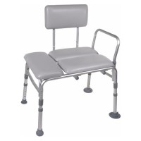 Drive Medical Padded Seat Transfer Bench - 1 ea