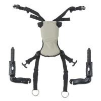 Drive Medical Trekker Gait Trainer Hip Positioner and Pad, Large - 1 ea
