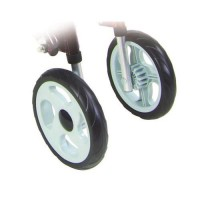 Drive Medical Nimbo Non-Swivel Front Wheels - 1 Pair