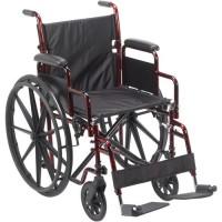 Drive Medical Rebel Lightweight Wheelchair - 1 ea