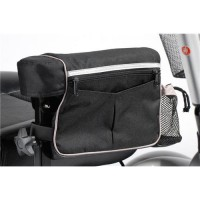 Drive Medical Power Mobility Armrest Bag, For use with All Drive Medical Scooters - 1 ea