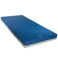 Drive medical gravity 8 long term care pressure redistribution mattress, no cut out, medium - 1 ea
