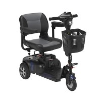 Drive Medical Phoenix Heavy Duty Power Scooter, 3 Wheel - 1 ea