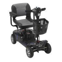 Drive Medical Phoenix Heavy Duty Power Scooter, 4 Wheel - 1 ea