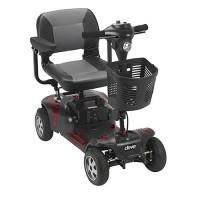 Drive Medical Phoenix Heavy Duty Power Scooter, 4 Wheel - 1 ea