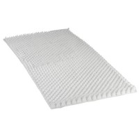 Drive Medical Convoluted Foam Pad, 4 inches Height - 1 ea