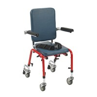 Drive Medical First Class School Chair Legs with Casters, Small, Pack of 4 - 1 ea