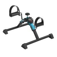 Drive Medical Folding Exercise Peddler with Digital Display, Blue - 1 ea