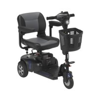 "Drive medical phoenix heavy duty power scooter, 3 wheel, 20"" seat - 1 ea"
