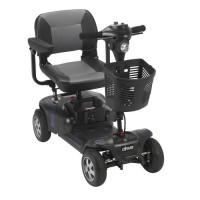 """Drive medical phoenix heavy duty power scooter, 4 wheel, 20"""" seat - 1 ea"""