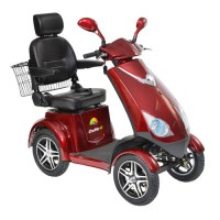 Drive medical zoome - r 4 - wheel recreational power scooter - 1 ea